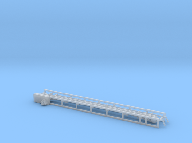 1/64th Hay Conveyor elevator 16 foot in Smooth Fine Detail Plastic