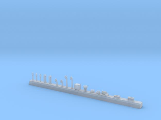 1/700 USS Luzon SPRU 1 METRIC