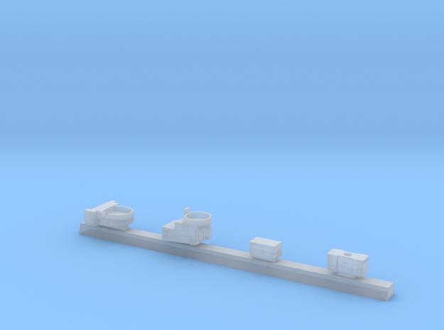 1/700 USS Luzon SPRU 6 METRIC