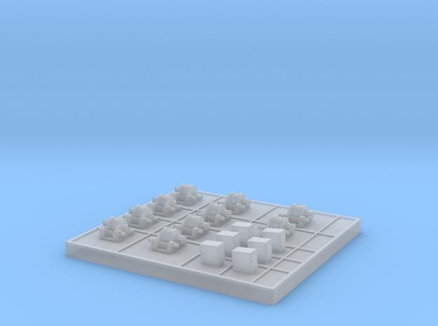 1/700 USS Luzon WAFER 4 METRIC