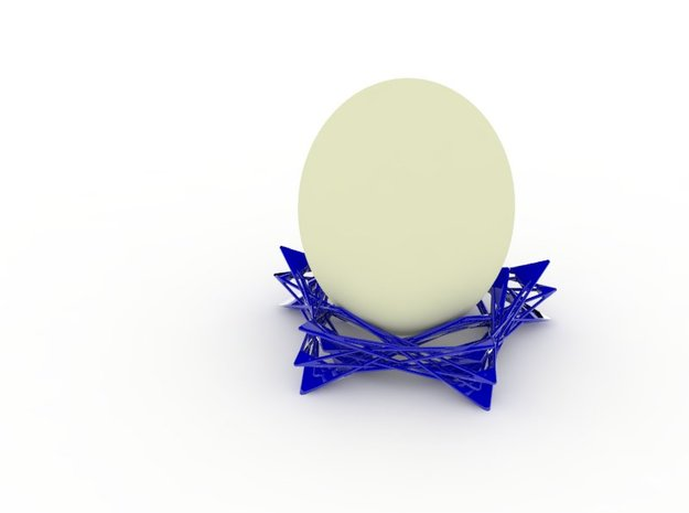 Klein Egg Stand 3d printed