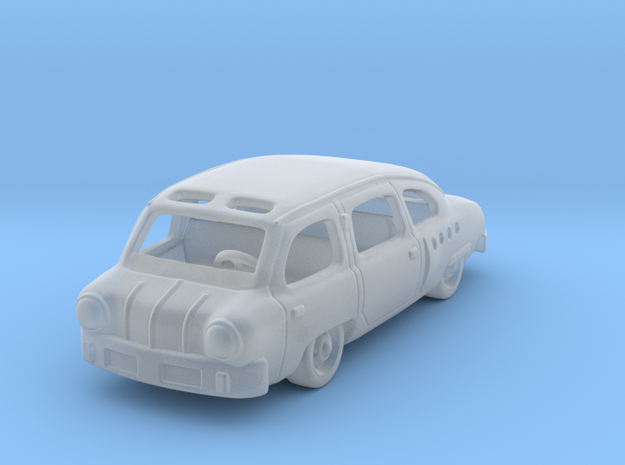 Nami Minivan 1948 1:87  HO in Smooth Fine Detail Plastic