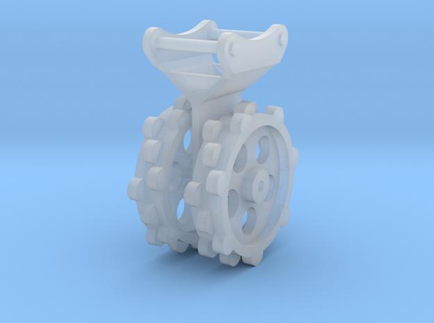 H0 Verdichterrad 1:87 in Smooth Fine Detail Plastic