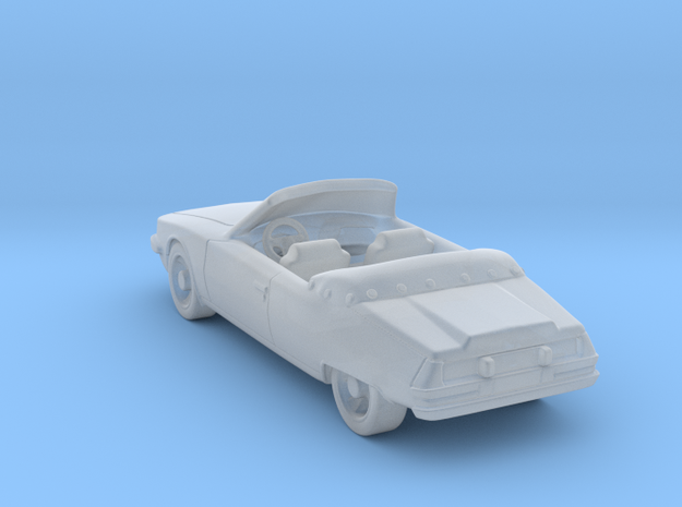 Citroen SM 1:120 TT in Smooth Fine Detail Plastic