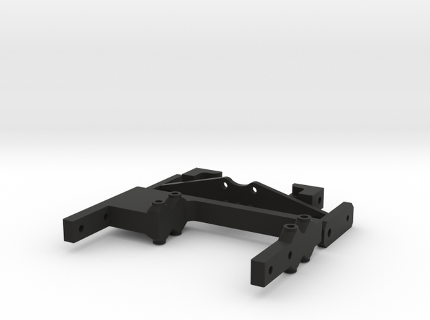 Skeleton2 Conversion Parts Nest in Black Natural Versatile Plastic