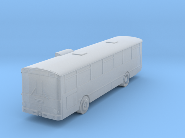 Stadtbus / City bus (N, 1:160) in Smooth Fine Detail Plastic