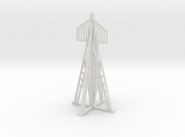 Båke - Æ Kaaver 1/100 in White Natural Versatile Plastic