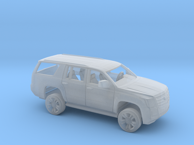 1/160 2015-18 Cadillac Escalade Kit in Smooth Fine Detail Plastic