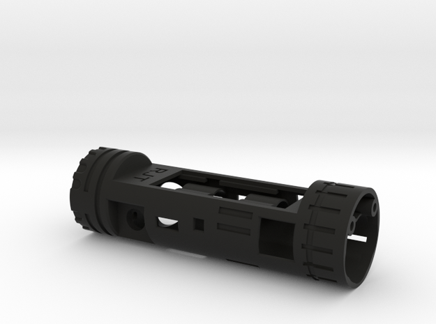 MHS V1 CF9 in Black Natural Versatile Plastic