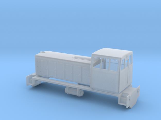 TU7 diesel locomotive