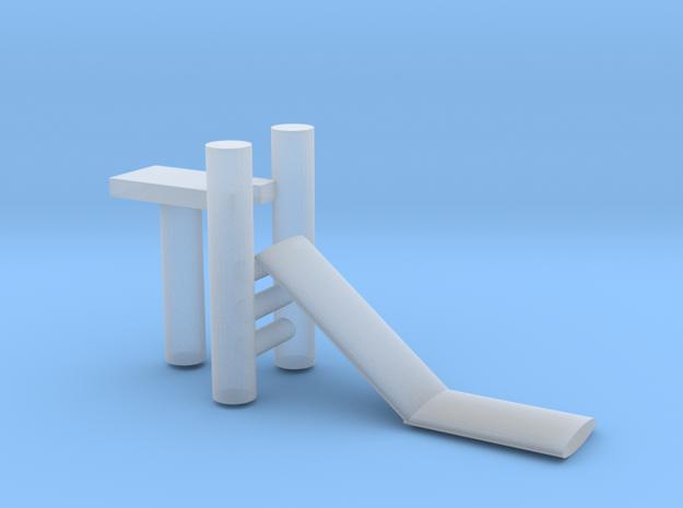 slide in Smoothest Fine Detail Plastic