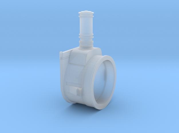 Petroleumlampe_Variante_01 in Smoothest Fine Detail Plastic