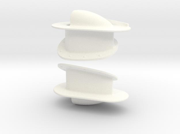 1.10 FEUX POSITION LAMA in White Processed Versatile Plastic
