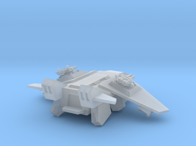 The Gryphon in Smooth Fine Detail Plastic