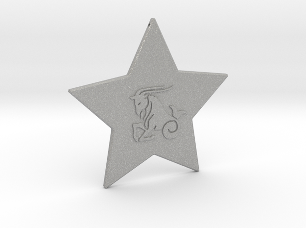 star-capricorn in Aluminum