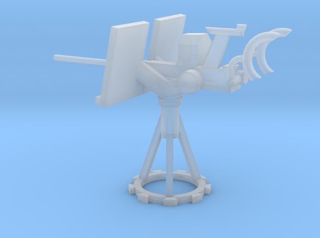 1/96 Scale 20mm Gun Mount Mk10 in Smooth Fine Detail Plastic