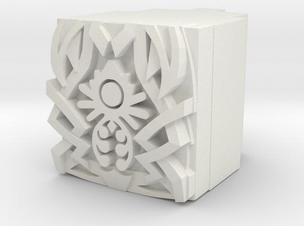 Quintus Prime Power Core in White Natural Versatile Plastic