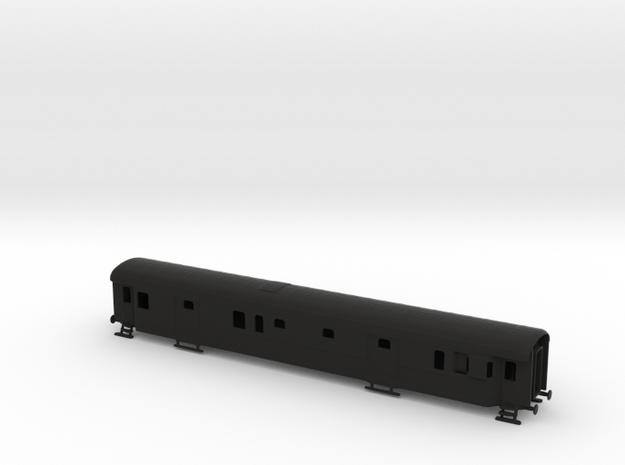 FS DUz93000 in TT  in Black Natural Versatile Plastic