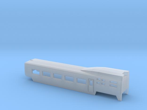 TGV Wagen b001 Scale TT in Smooth Fine Detail Plastic