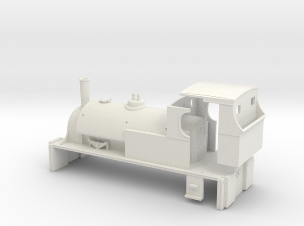 Fox Walker Shunter (for RTR 0-6-0 chassis)