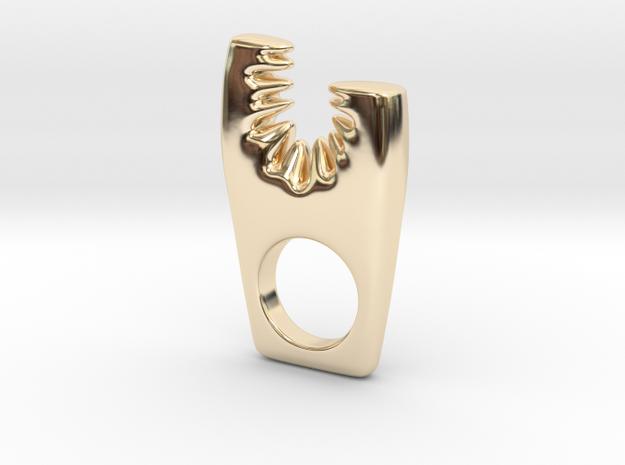 Vreto - Bjou Designs in 14k Gold Plated Brass