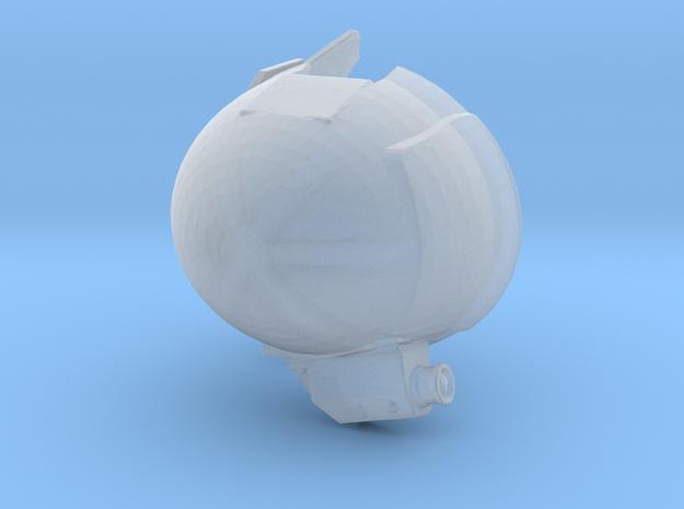 helmet uscm (paxton aliens) in Smooth Fine Detail Plastic: 1:18