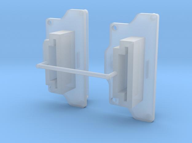 2x Beugel atlas kraan 140w NZG in Smoothest Fine Detail Plastic