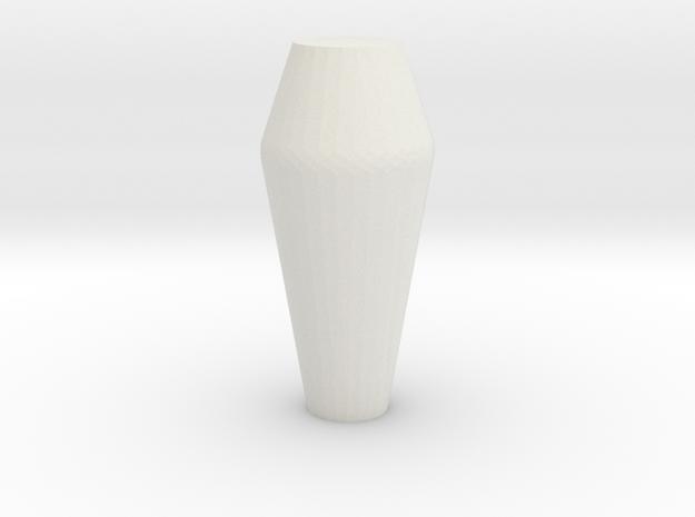 Necron Monolith Crystal Replacement Alternative -  in White Natural Versatile Plastic