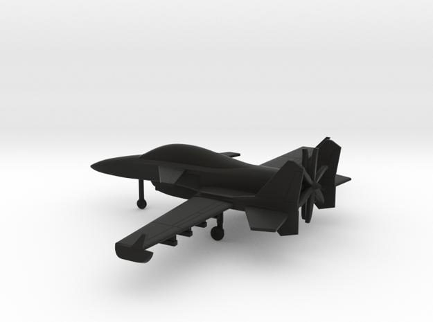 Stavatti SM-27 Machete in Black Natural Versatile Plastic: 1:160 - N