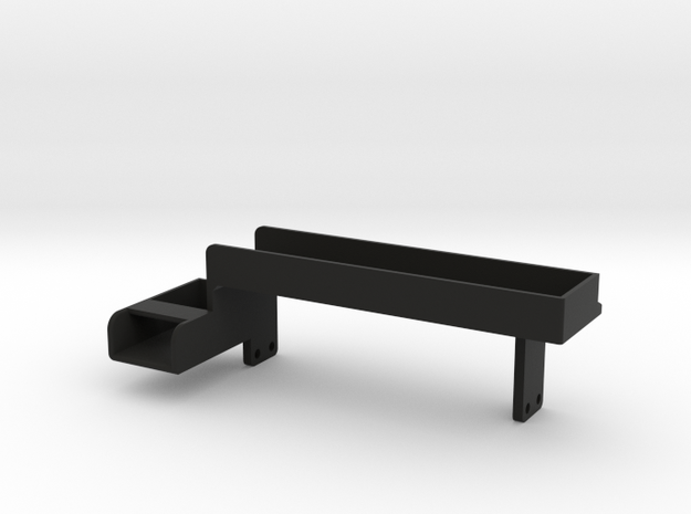 SPRC CUSTOMS Battery Tray for BRX01 in Black Natural Versatile Plastic