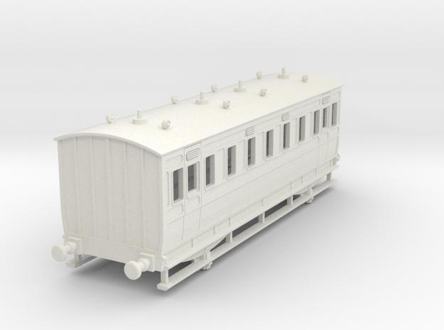 0-64-ner-n-sunderland-saloon-2nd-coach in White Natural Versatile Plastic