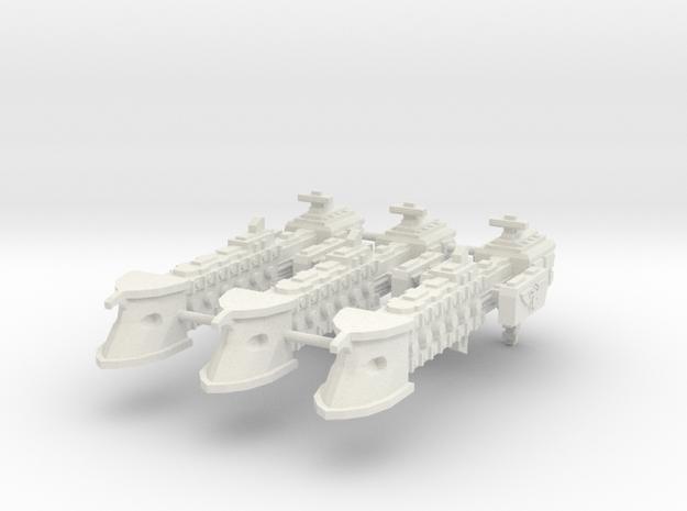 Fragata clase Falchion in White Natural Versatile Plastic