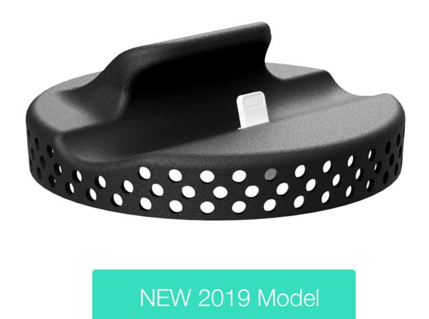 Audi Q5 Phone holder/mount for car  in Black Natural Versatile Plastic