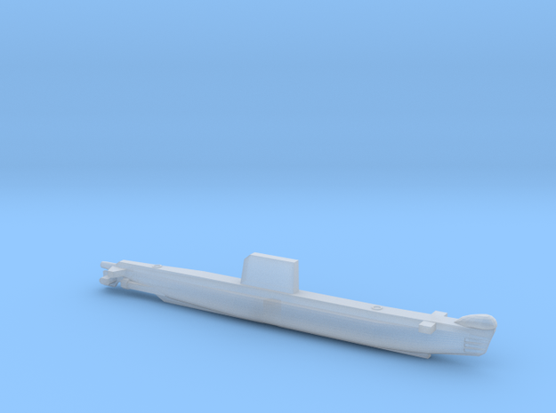 OBERON 2 FH - 2400 c in Smooth Fine Detail Plastic