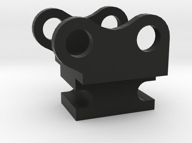 Snelwissel schaeff/terex HR32 van siku 1:50 in Black Natural Versatile Plastic