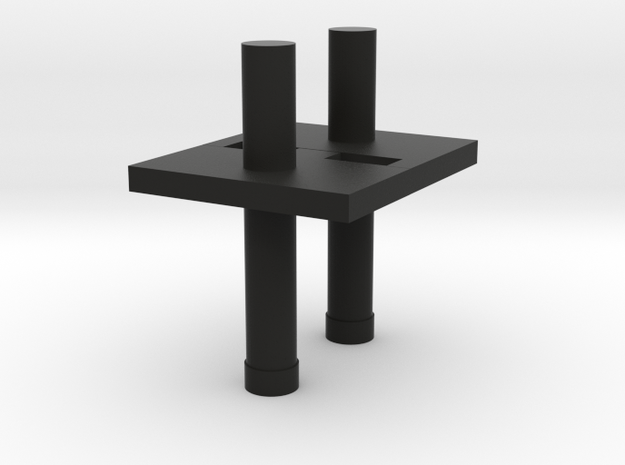 switches plungers in Black Natural Versatile Plastic