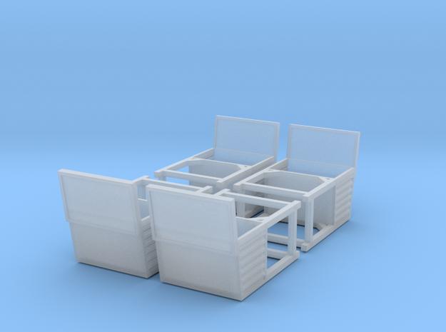 N 1:160 Planhaus in Smooth Fine Detail Plastic