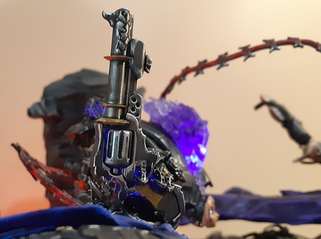 Redemption - Imperial Knight Scale in Smoothest Fine Detail Plastic