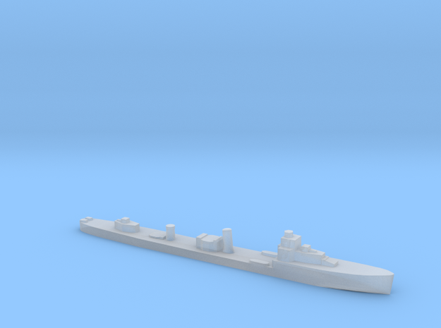 HMS Velox LR Escort 1:3000 WW2 in Smoothest Fine Detail Plastic