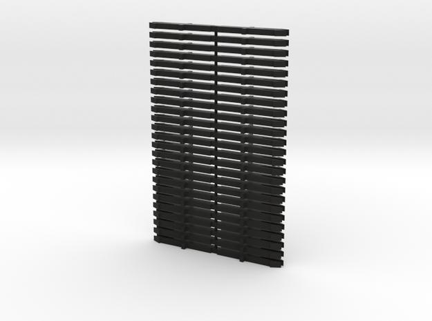 25x_NEM Kupplungsstange in Black Natural Versatile Plastic