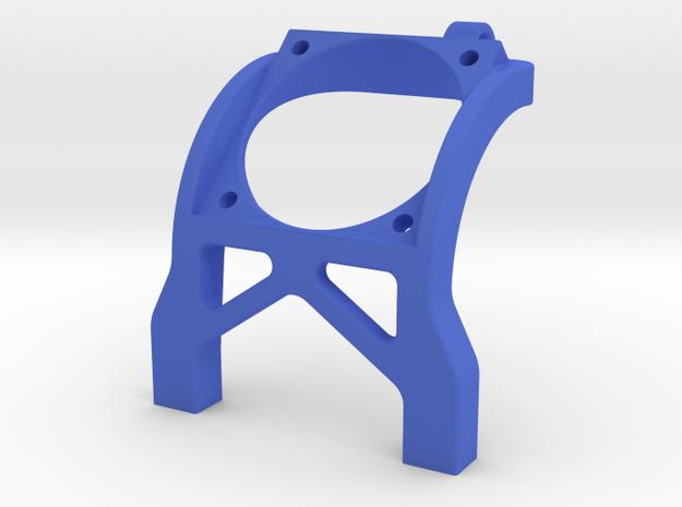 B6 B6.1 B6.2 T6.1 SC6.1 30mm Fan Mount in Blue Processed Versatile Plastic