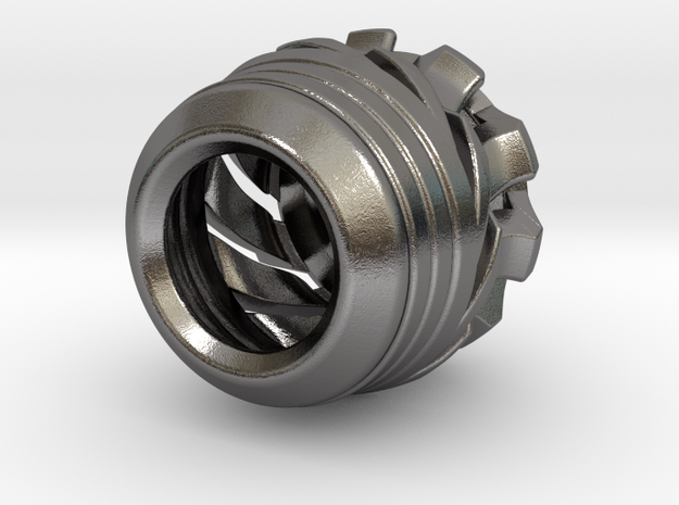 tzb muon in Polished Nickel Steel