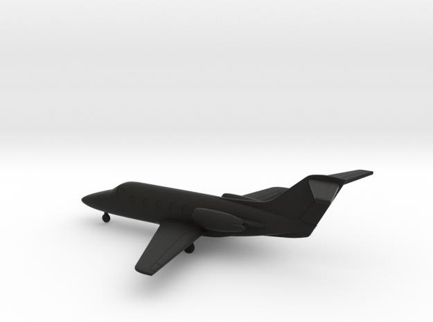 Beechcraft 400A Beechjet in Black Natural Versatile Plastic: 1:200