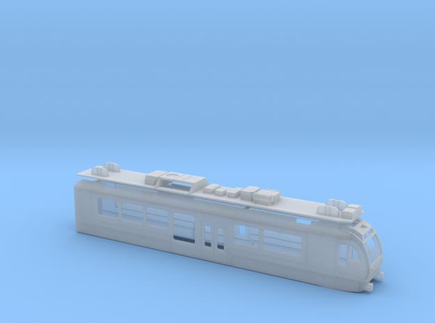 BAM / YSteC Be 4/4 in Smooth Fine Detail Plastic: 1:120 - TT
