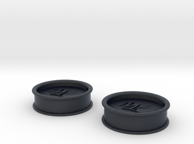 413 area code earring plugs in Black PA12