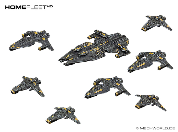 HOMEFLEET Fleet pack #01