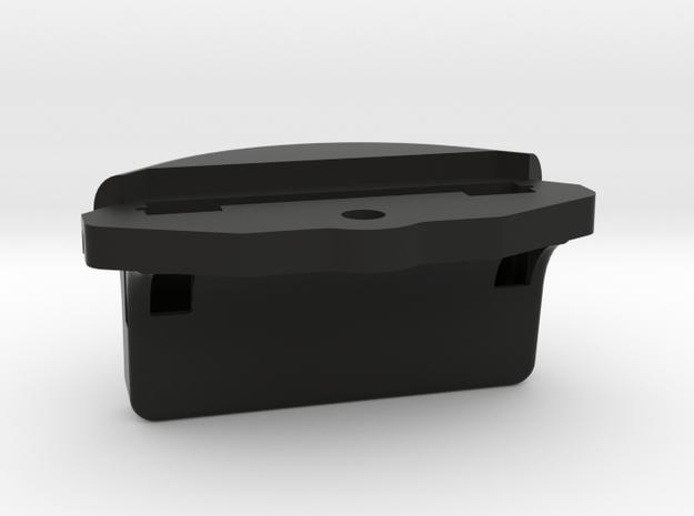 Eckclip_links_Sensorboard_3_40_32,6x15,25 in Black Natural Versatile Plastic