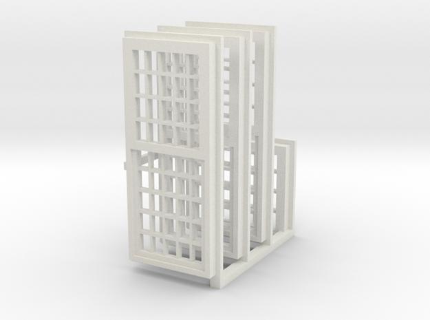 raam aangepast klein in White Natural Versatile Plastic