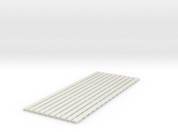 p-c75-inset-rail-base-pack in White Natural Versatile Plastic