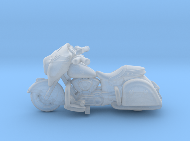 Indian Chieftain 2015  1:64 S in Smooth Fine Detail Plastic